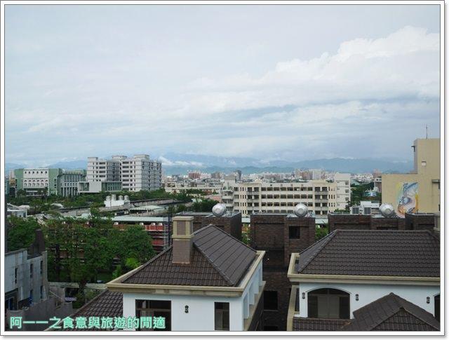 台中逢甲夜市住宿默砌旅店hotelcube飯店景觀餐廳image028