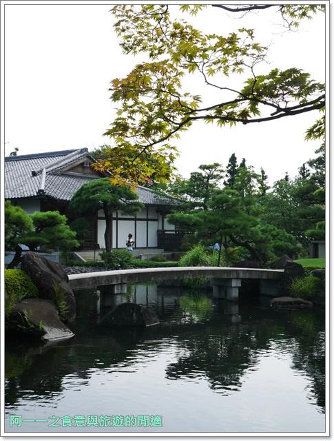 姬路城好古園活水軒鰻魚飯日式庭園紅葉image045
