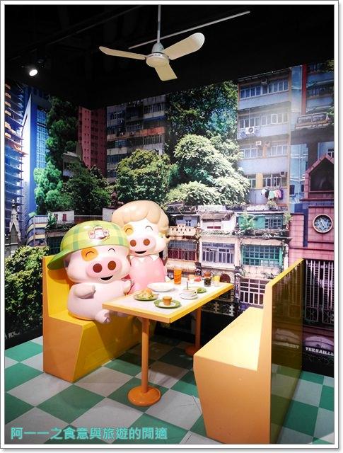 香港杜莎夫人蠟像館凌霄閣山頂纜車香港自助旅遊image051