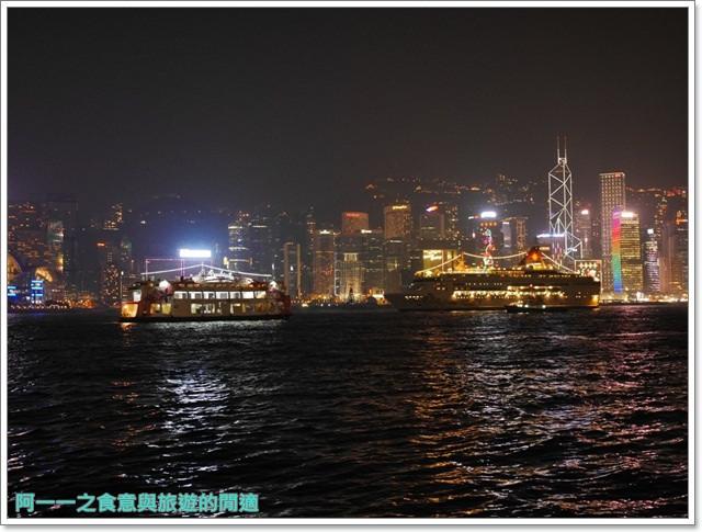 香港維多利亞港燈光秀星光大道幻彩詠香江夜景image020