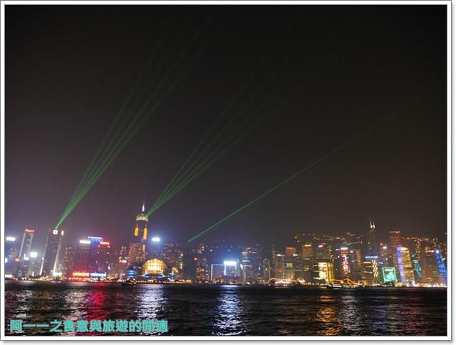 香港維多利亞港燈光秀星光大道幻彩詠香江夜景image023