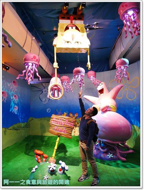 捷運中正紀念堂景點櫻花海綿寶寶暢遊比奇堡特展image018