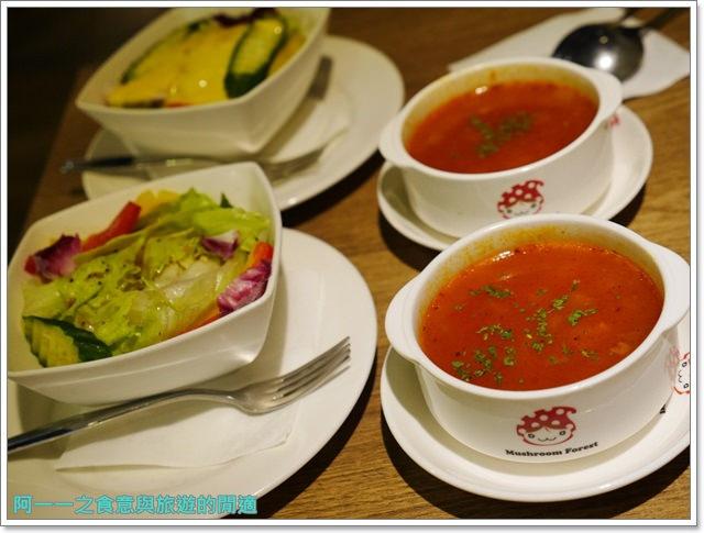 台北車站美食蘑菇森林義大利麵坊大份量聚餐焗烤燉飯image020