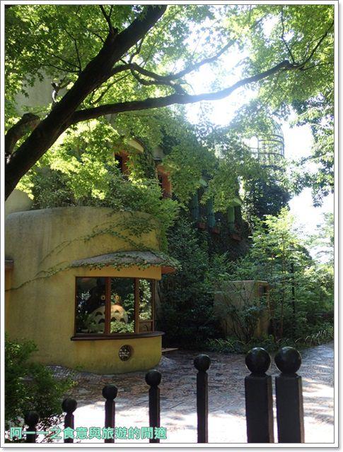 三鷹之森吉卜力宮崎駿美術館日本東京自助旅遊image012