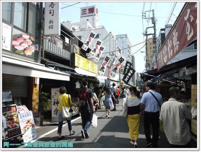 東京築地市場美食松露玉子燒海鮮丼海膽甜蝦黑瀨三郎鮮魚店image025