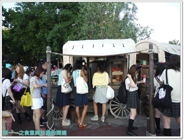 東京迪士尼樂園美食午餐秀煙燻火雞腿波里尼西亞草壇餐廳image044