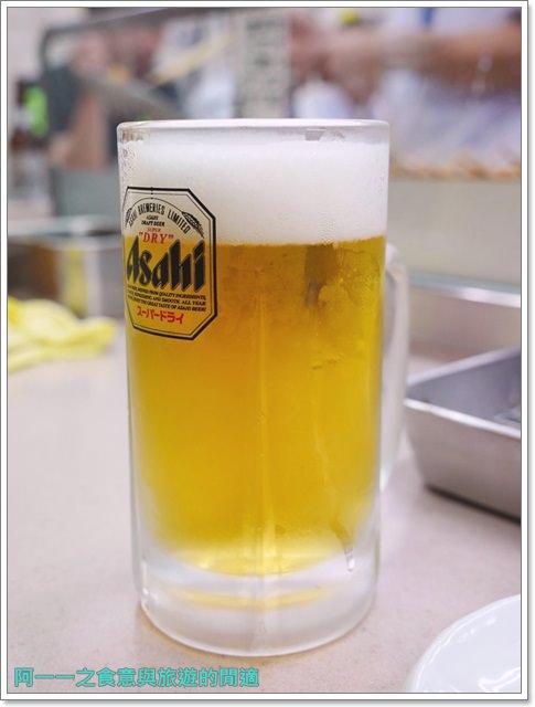 大阪通天閣美食.八重勝炸串.醬汁.小吃.新世界image016