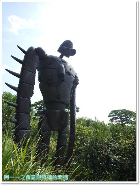 三鷹之森吉卜力宮崎駿美術館日本東京自助旅遊image031