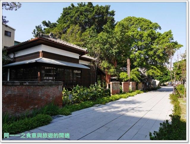 台中文學館.第五市場阿義紅茶冰.日式建築.古蹟.台中文學公園image007