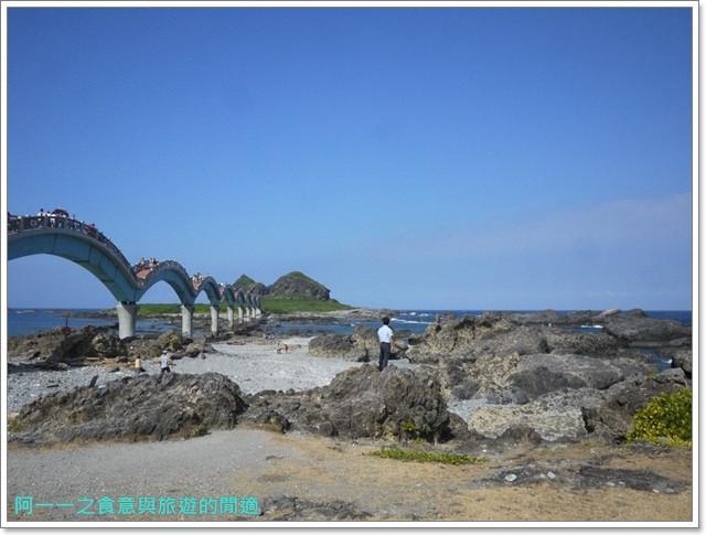 台東成功旅遊三仙台呂洞賓岩東海岸玩水image011