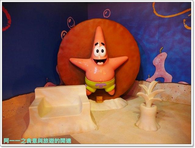 捷運中正紀念堂景點櫻花海綿寶寶暢遊比奇堡特展image023