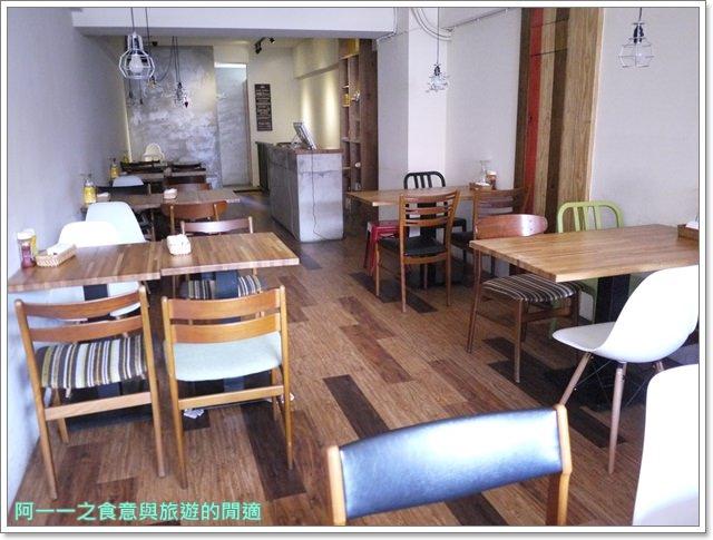 新北新店捷運大坪林站美食漢堡早午餐框框美式餐廳image014
