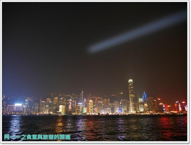 香港維多利亞港燈光秀星光大道幻彩詠香江夜景image021