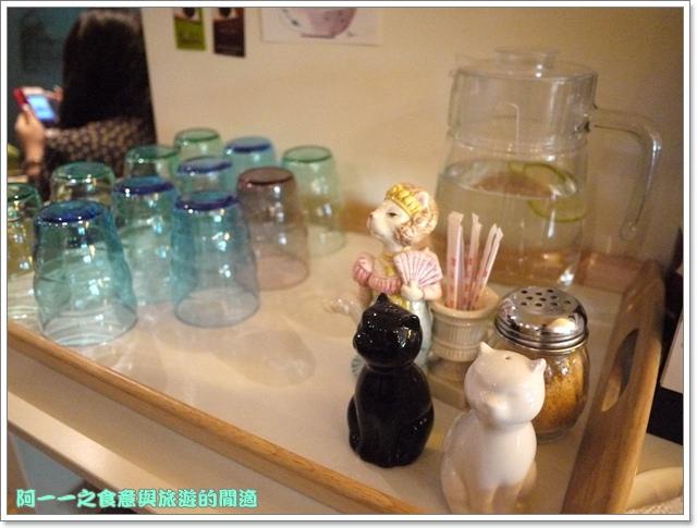 台中貓餐廳立體貓拉花貓旅行咖啡輕食館image025