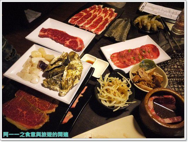 板橋捷運新埔站美食吃到飽燒肉眾烤肉海鮮牛肉image024