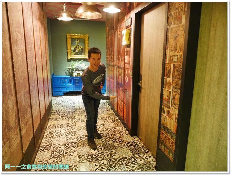 高雄駁二住宿.冒煙的喬.就是公寓旅店.海鮮粥.工業風image022