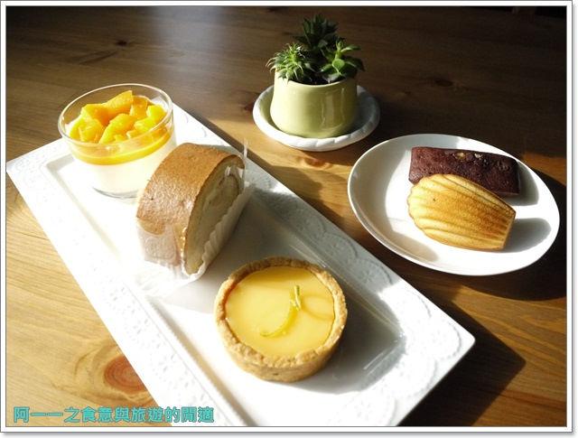 三芝美食吐司手工麵包下午茶Megumi甜蜜屋蛋糕可麗露image026