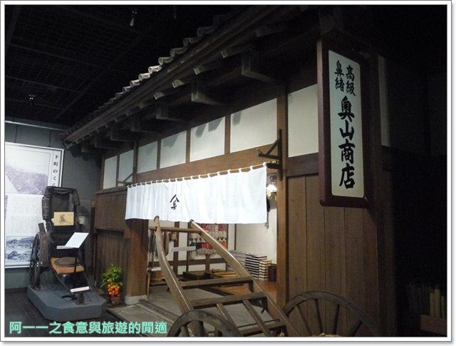 東京自助旅遊上野公園不忍池下町風俗資料館image044