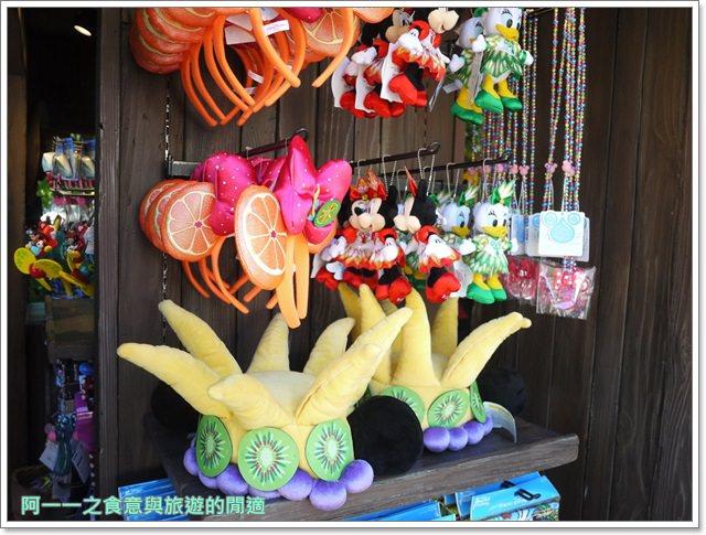 東京迪士尼海洋美食duffy達菲熊午餐秀gelatoniimage002