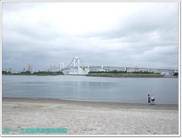 東京景點御台場海濱公園自由女神像彩虹橋水上巴士image011