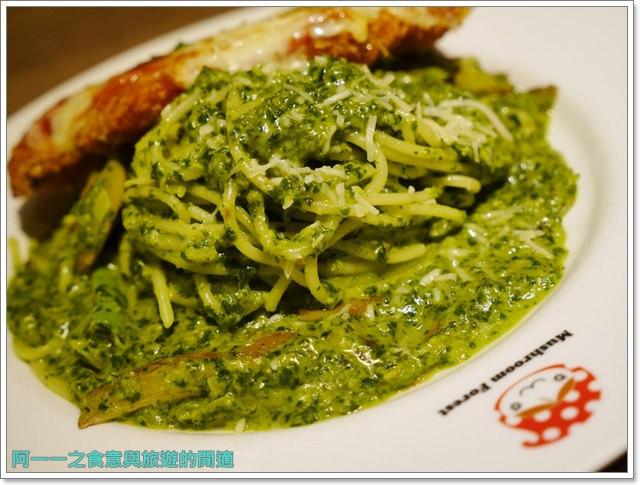 台北車站美食蘑菇森林義大利麵坊大份量聚餐焗烤燉飯image029