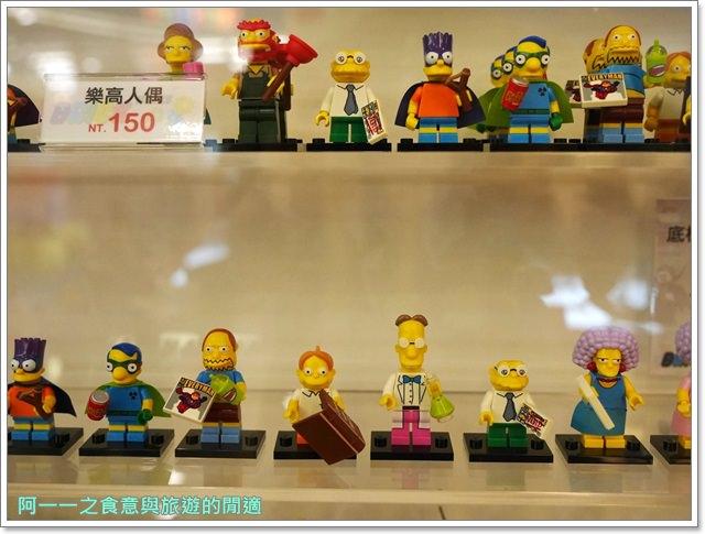 樂高積木主題餐廳中和環球lego親子甜點披薩image005