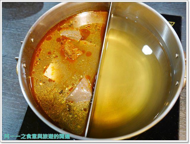 捷運忠孝敦化站美食紅九九個人麻辣鍋火鍋聚餐鴛鴦鍋image025