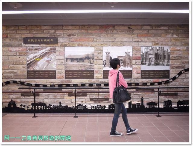 捷運松山線北門站台北博物館古蹟清代遺跡image010