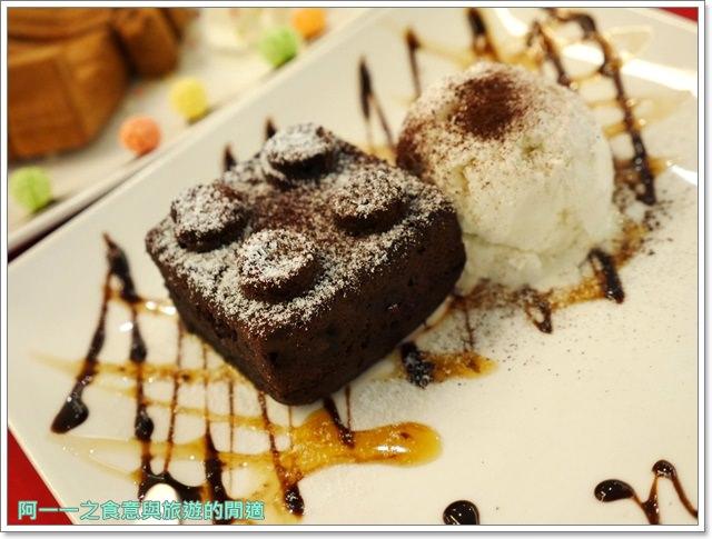 樂高積木主題餐廳中和環球lego親子甜點披薩image034