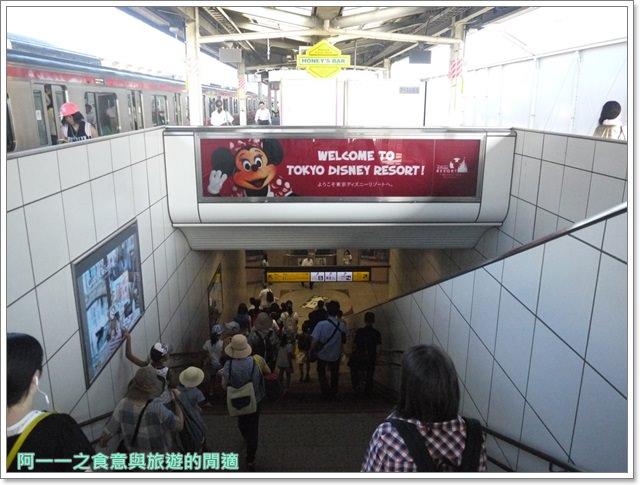 東京迪士尼海洋 Tokyo DisneySea 阿一一image002
