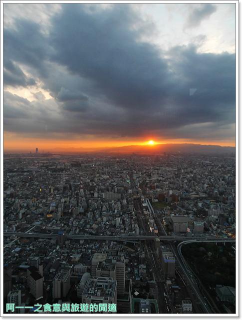 大阪景點.阿倍野展望台.harukas300.夜景.夕陽.天王寺image052
