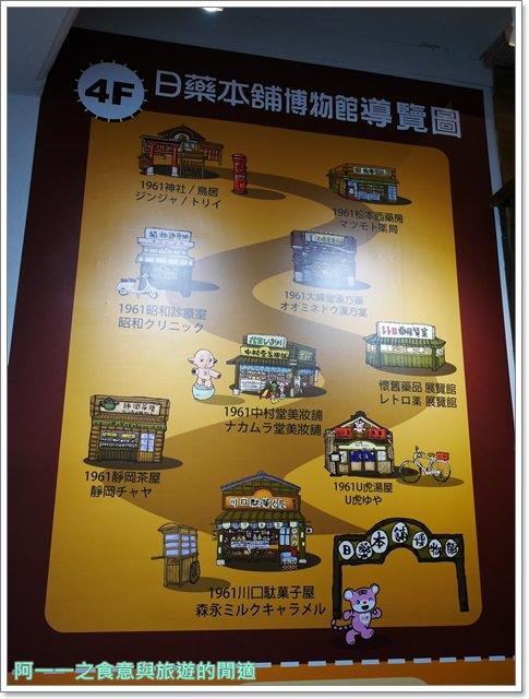 台北西門町景點日藥本舖博物館老屋昭和時期免費阿一一image014