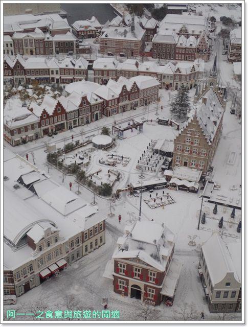 九州旅遊.豪斯登堡.光之王國.雪.日本.主題樂園image035