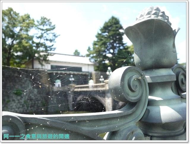 日本東京旅遊自助皇居外苑二重橋櫻田門和田倉噴水公園image027