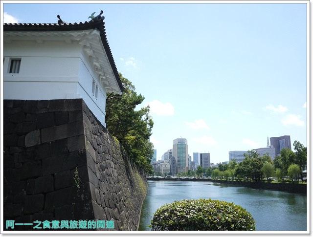 日本東京旅遊自助皇居外苑二重橋櫻田門和田倉噴水公園image005