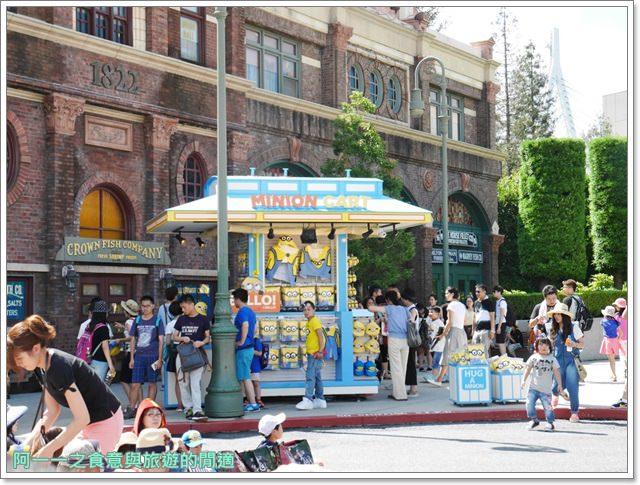 大阪日本環球影城USJ小小兵樂園惡靈古堡航海王關西自助image027