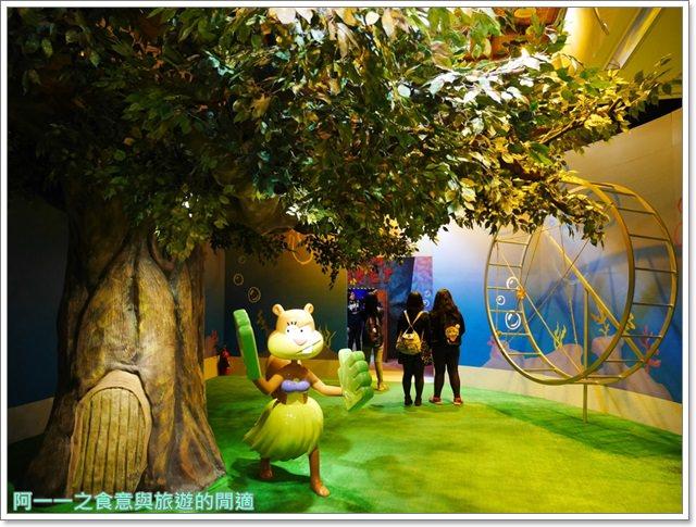 捷運中正紀念堂景點櫻花海綿寶寶暢遊比奇堡特展image035
