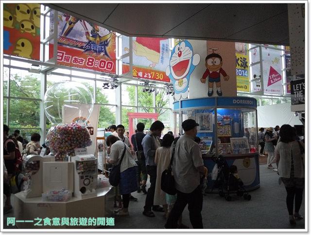 日本東京自助哆啦A夢六本木hil朝日電視台limage114