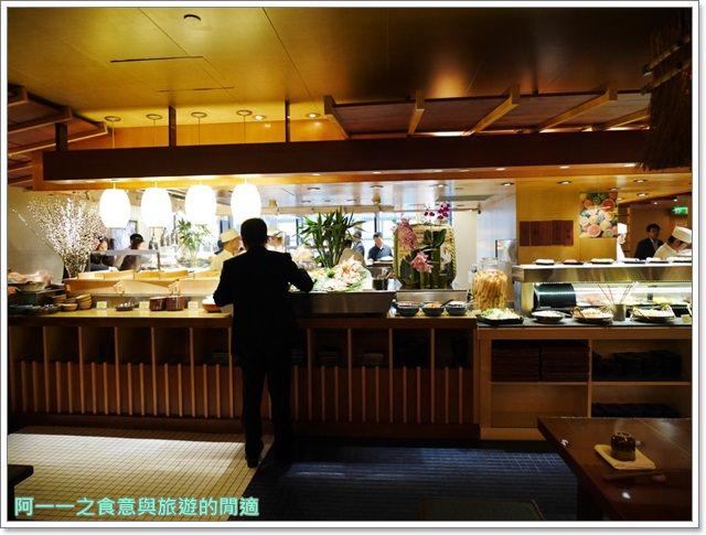 捷運台北101站美食君悅酒店彩日本料理buffet吃到飽image009