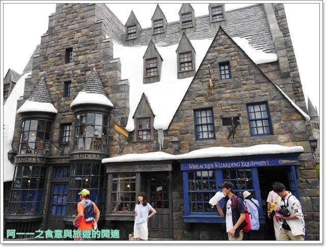 哈利波特魔法世界USJ日本環球影城禁忌之旅整理卷攻略image038