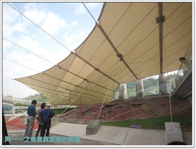台中霧峰景點旅遊921地震教育園區光復國中image011
