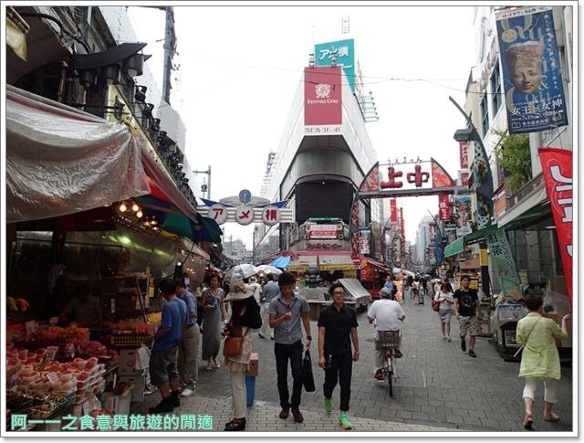 東京上野美食阿美橫町光麵拉麵抹茶藥妝魔法布丁日本自助旅遊image003