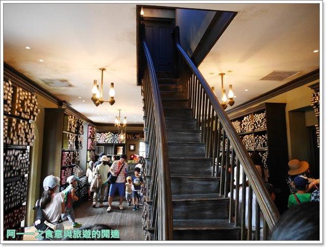 哈利波特魔法世界USJ日本環球影城禁忌之旅整理卷攻略image041
