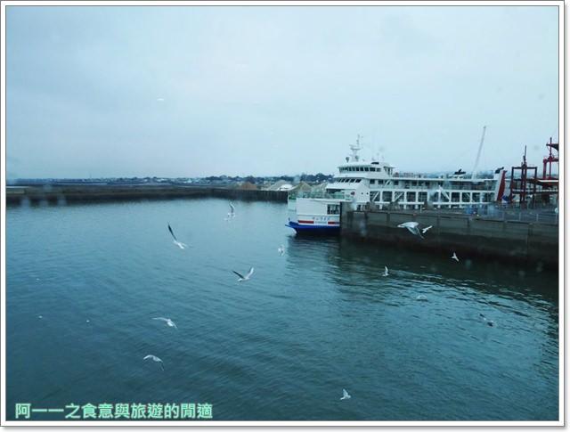 九州熊本美食.龍の家拉麵.熊本渡輪.海鷗image011