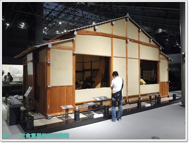 日本東京自助景點江戶東京博物館兩國image044