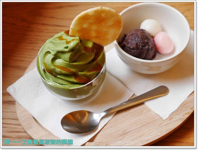 捷運中山站美食 源吉兆庵 抹茶紅豆麻糬霜淇淋~神遊日本,在台灣來個日式抹茶小旅行