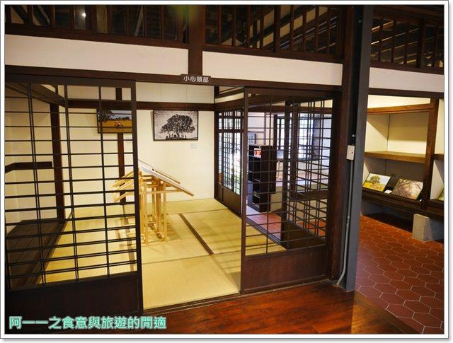 台中文學館.第五市場阿義紅茶冰.日式建築.古蹟.台中文學公園image019