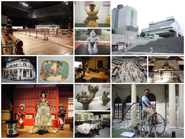 東京親子景點 江戶東京博物館 穿越時光隧道認識東京歷史~阿一一日本東京自助之旅