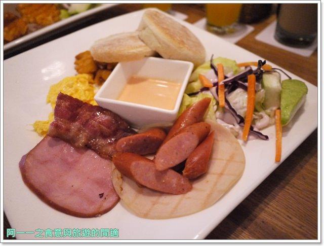 新北新店捷運大坪林站美食漢堡早午餐框框美式餐廳image021