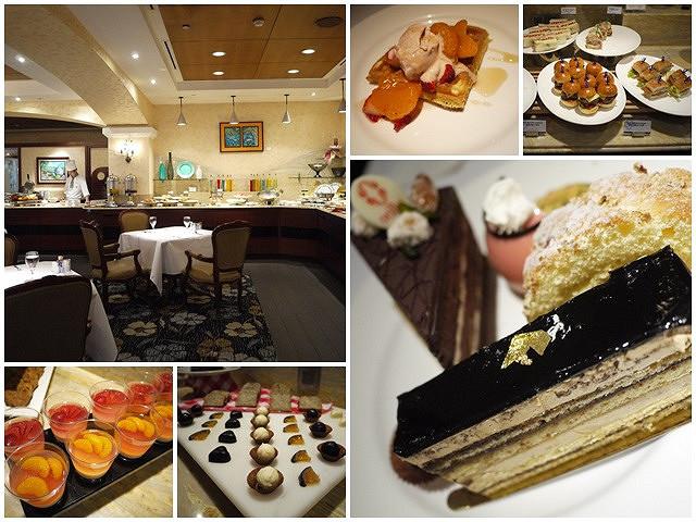 台北下午茶吃到飽蛋糕歐華酒店page
